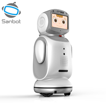 Sanbot Nano advanced AI intelligent interactive robots for adults with alexa voice service