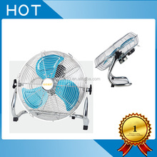 18 inch floor fan aluminum motor 220V electric stand fan with ce certificate high quality