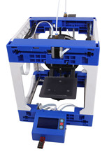 2016 new style cheap ABS plastic FDM DIY 3d printer for sale China