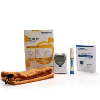 10 seconds fast test blood sugar testing equipment/glucometer