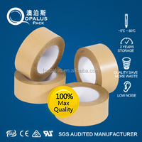 Custom printingThread kraft paper tape Strong initial adhesion after water for Steady packing