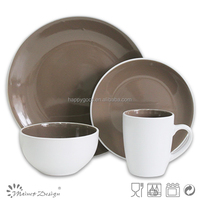 Stoneware Dinnerware Set/lead free dinner set/dinner set ceramic