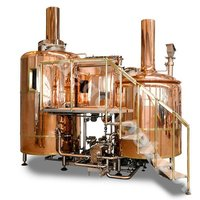 300L restaurant/Hotel beer brewing equipment