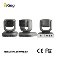 CMOS 1080p USB Camera WIth Wide Angle 12x Optical Zoom Compatible With Any Web Conference System