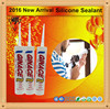 Free samples fast curing good adhesion top quality Ge Silicone Sealant