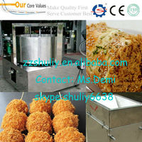 Stainless steel meat floss /fish floss machines