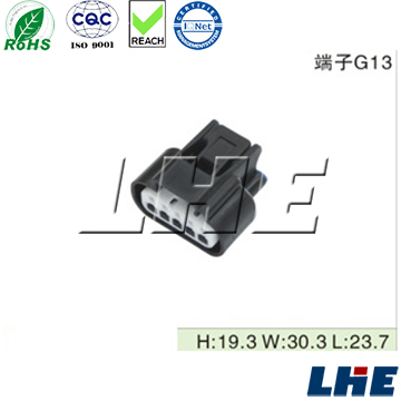 sumitomo equivalent connector female waterproof auto connector