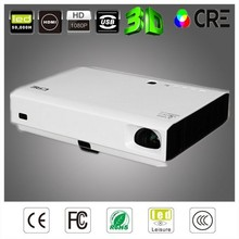 Build-in mirror Miracast function projector multi-screen Share wifi projectors 1080P wireless transmission