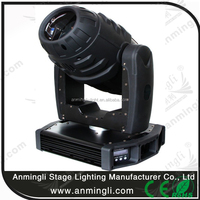 hot selling &new arrival led mini moving head spot for bar stage