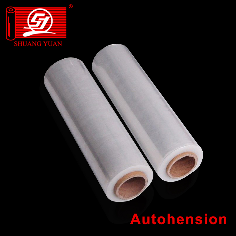 industrial plastic wrap film 10 15 20 Mic pallet package films