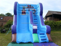 2015 crazy and popular inflatable waterslide for sale/giant inflatable water slide for adult
