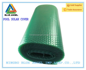 New Green Color Pool Solar cover blanket