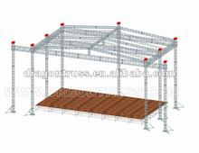 big stage truss,huge project truss system,aluminum frame