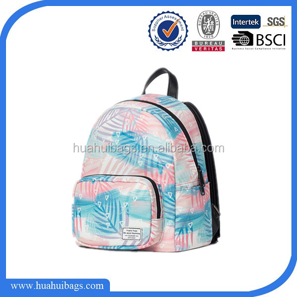 New Products Light Weight Daily Folding Bag/School Backpack