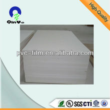 PVC Foam board laminae of rigid plastic