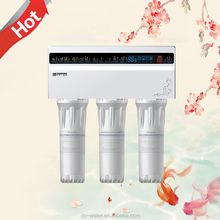 newest hot sale standard household ro water treatment appliance