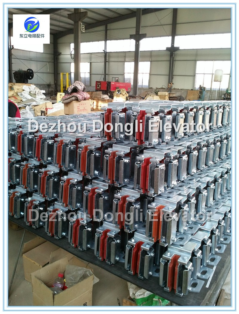 T89/B elevator guide rail shoes 9mm from china suppliers