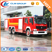 SINOTRUCK HOWO foam fire truck from Chinese manufacturers