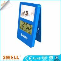 Best Lcd Desk Snooze Countdown Alarm Clock Travel