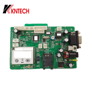 KNTECH second generation IP broadcast main board PCB motherboard intercom communication solution