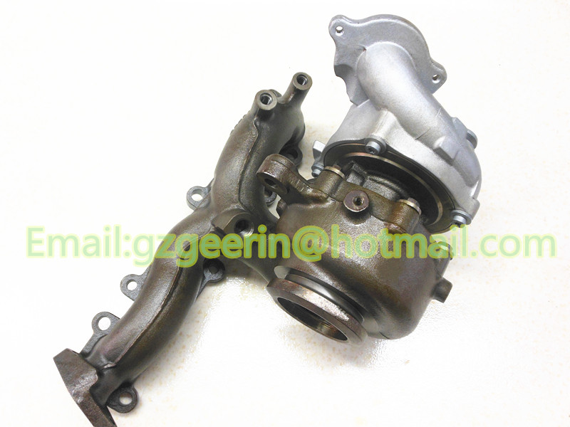 Turbo 53039880205 03L253019A Volkswagen BV43 Turbocharger