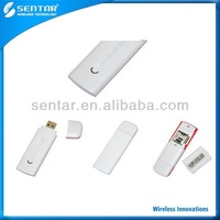 Promotion products Logo print 3G HSUPA 7.2Mbps WiFi dongle wireless USB modem SIM card for ipad/iphone