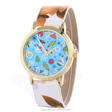 New Hot Model Christmas Gift Watch Lovely Girl Colorful Ladies Fashion Wrist Watches