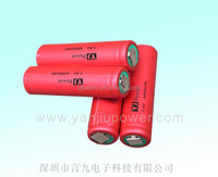 7.4v icr18650 2200mah factory price 7.4v 4400mah 18650 li ion battery pack and rechargeable battery for R/C toys, robot.