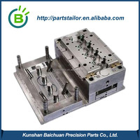 Aluminum Die Casting Mould for Car Engine Components BCN 598