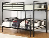 China Supplier Commercial School Dormitory Furniture Bunk Beds, steel double decker beds, all double deck beds design