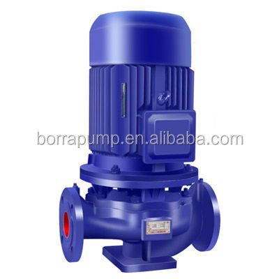 Electric Driven Centrifugal End Suction Sea Water Marine Pump