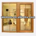 aluminum clad wood window and door with high quality