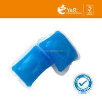 Alcohol antibacterial laundry capsule in bulk