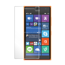 0.33mm 9H 2.5D Anti Broken tempered glass screen protector for nokia lumia 92, custom packaing design service