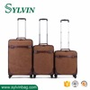 Durable Boarding Travel Canvas Trolley Luggage