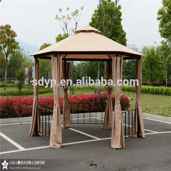 outdoor garden luxury patio sunshade gazebo canopy for sale buy outdoor gazebo metal gazebo