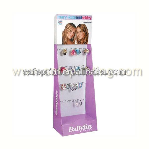Used for exhibition hair bow hair accessories display stand