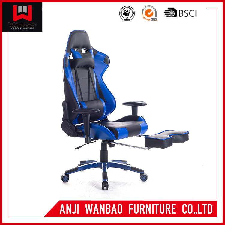 Popular PU Leather Material Ergonomic Dxracer Office Custom Computer Gaming Chair