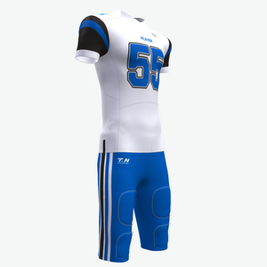 High Quality custom sublimated american football jerseys