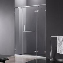 trade assurance pivot Straight Artificial Stone shower bath cubicle