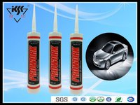 Free samples High Quality Fast Curing red RTV high temperature silicone sealant