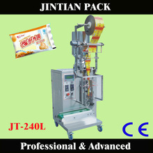 JT-240L automatic shampoo /water /oil stick bag packing machine price