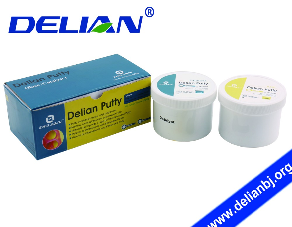 Delian A Silicone Series Dental Impression Material Putty