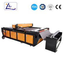 YK 1626 auto feeding laser cutting machine,laser engraving machine price,laser cutter for fabric leather