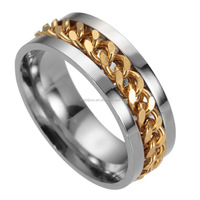 new cheap stainless steel band ring no fade jewelry no tarnish jewellery