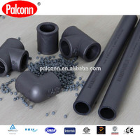DIN Standard PPR Fiberglass Pipe PN20 Plastic Tube Polyethylene Water Pipe and Fitting with Best Price