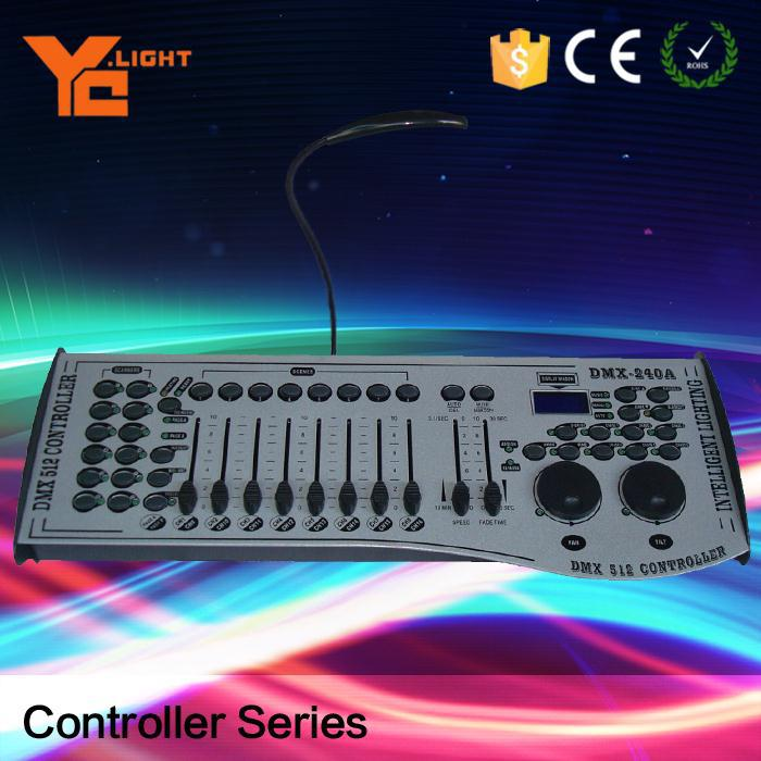 Fast Delivery Manufacturer 6 Programmable Chase Dmx 512 Rgb Led Controller