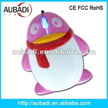Lovely 3D Penguin Animal Shaped Computer Mouse