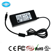 UL CE SAA listed 12V 7A power supply, 12V 84W power adapter, 12V LED Driver desktop mount ac dc adapter