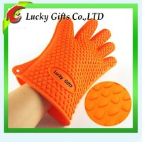 Alibaba China Kitchen Cooking Oven Silicone Heat Resistant BBQ Gloves